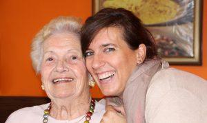 gute Deutschkenntnisse in der Betreuung und Pflege sind für eine die Zusammenarbeit.
